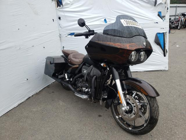 Harley-Davidson Fltrxse CV salvage cars for sale: 2012 Harley-Davidson Fltrxse CV