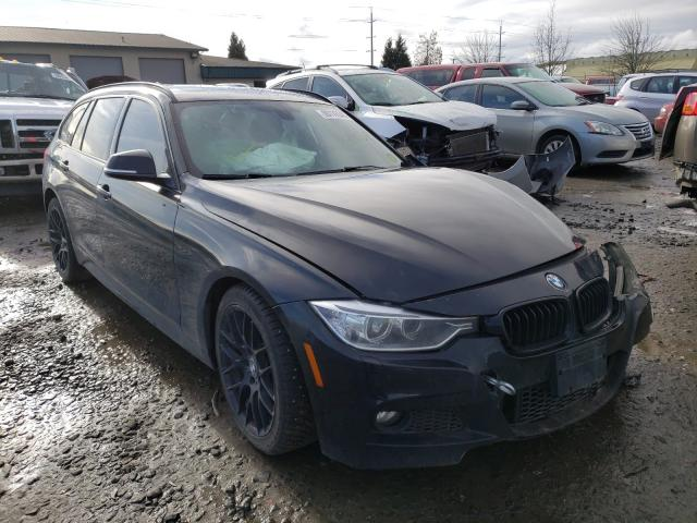 BMW 328 D Xdrive salvage cars for sale: 2015 BMW 328 D Xdrive