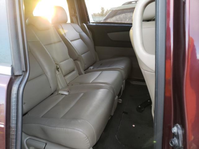 5FNRL5H67CB030560 2012 Honda Odyssey Ex 3.5L