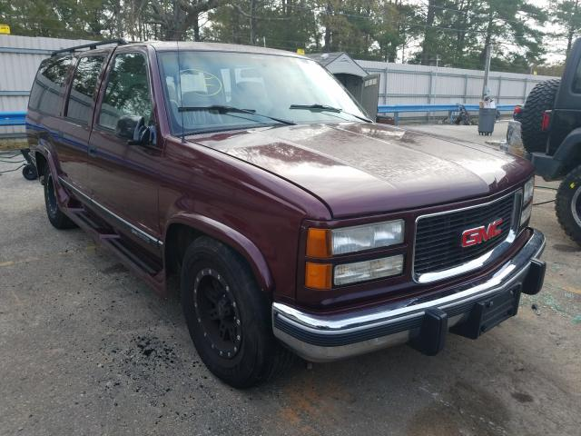 Salvage cars for sale at Eight Mile, AL auction: 1994 GMC Suburban