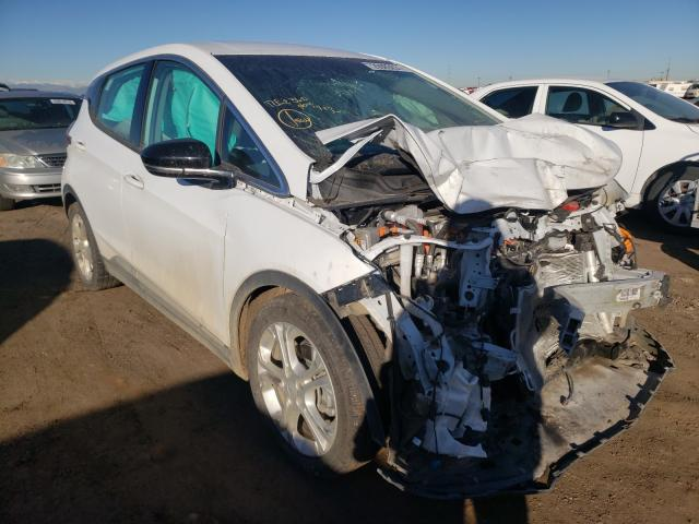 Chevrolet Bolt EV LT salvage cars for sale: 2017 Chevrolet Bolt EV LT