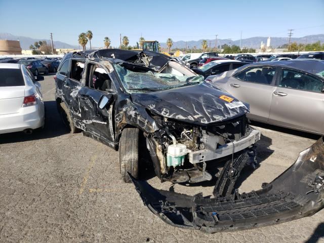 Salvage cars for sale from Copart Colton, CA: 2017 Toyota Highlander