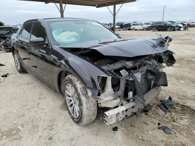 Salvage cars for sale from Copart Temple, TX: 2013 Chrysler 300
