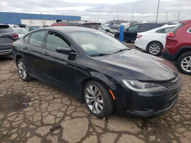 Chrysler 200 salvage cars for sale: 2016 Chrysler 200