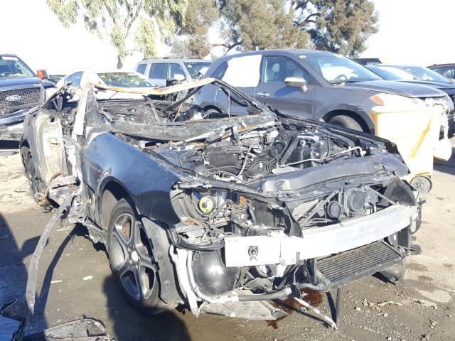 Carros salvage para piezas a la venta en subasta: 2009 Mercedes-Benz SL 63 AMG