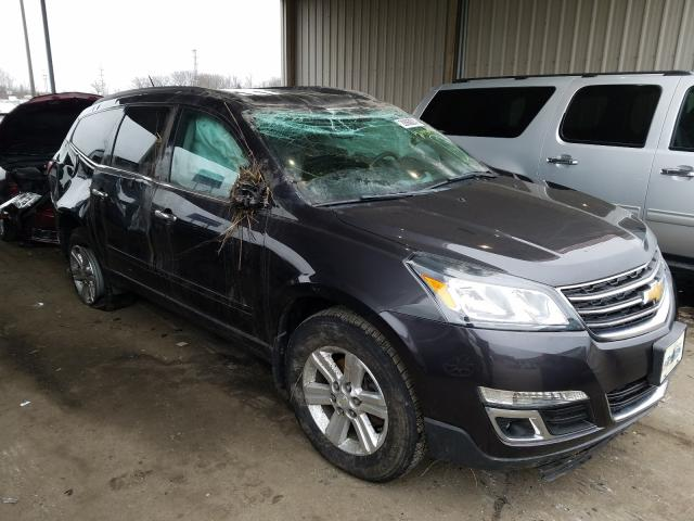 Salvage 2014 CHEVROLET TRAVERSE - Small image. Lot 29960831
