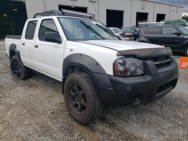 Nissan salvage cars for sale: 2002 Nissan Frontier C