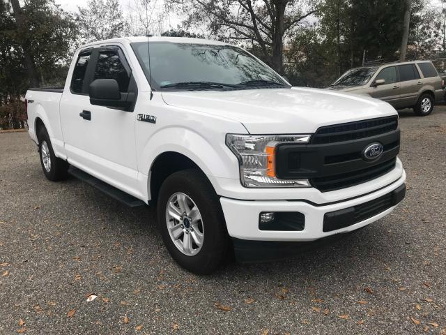 Salvage cars for sale from Copart Eight Mile, AL: 2018 Ford F150 Super