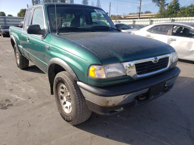 Salvage cars for sale from Copart Miami, FL: 1999 Mazda B4000 Cab