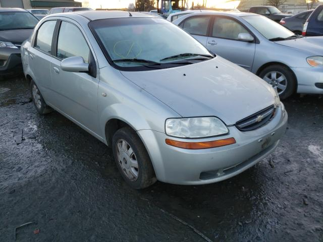 2005 CHEVROLET AVEO LT - Other View Lot 30242921.