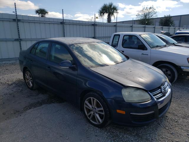 Salvage 2006 VOLKSWAGEN JETTA - Small image. Lot 29696741