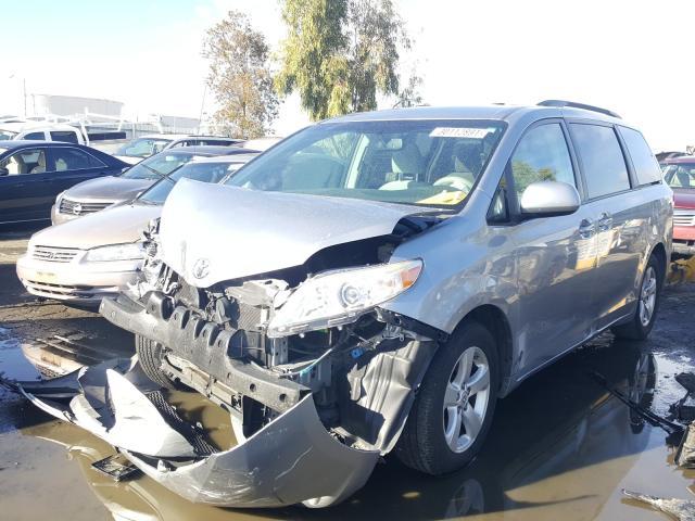 из сша 2011 Toyota Sienna Le 3.5L 5TDKK3DC8BS119052
