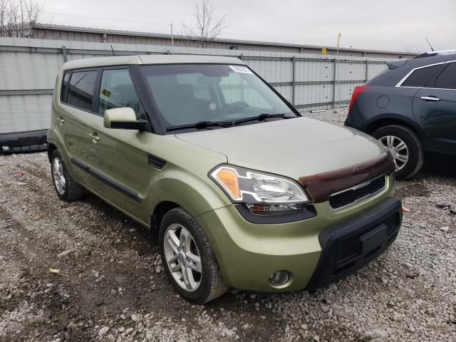 Salvage cars for sale from Copart Walton, KY: 2011 KIA Soul +