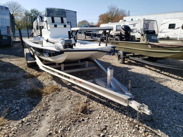 Salvage cars for sale from Copart Corpus Christi, TX: 2018 Maje Boat