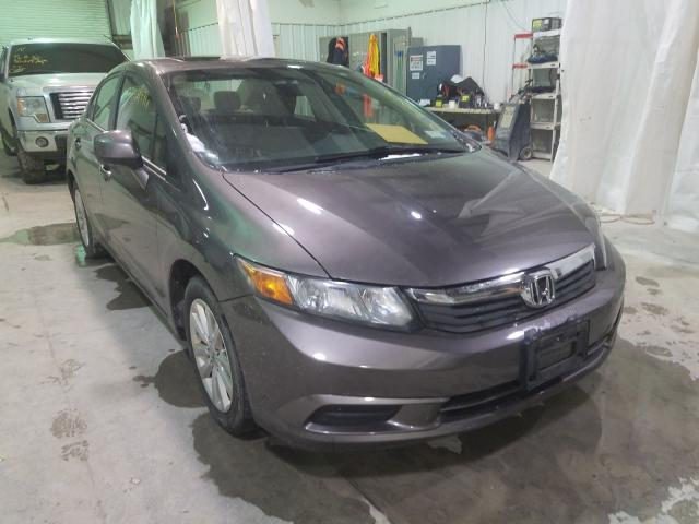 HONDA CIVIC 2012 0