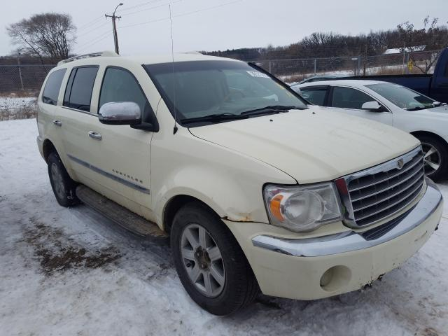 Chrysler Aspen Limited salvage cars for sale: 2009 Chrysler Aspen Limited