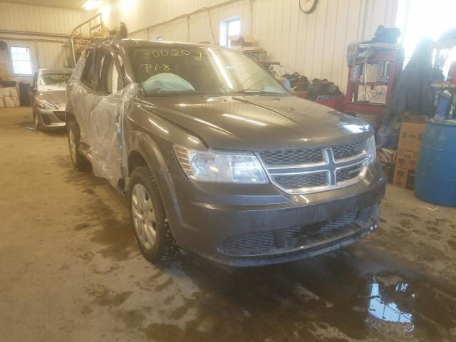2016 DODGE JOURNEY 3C4PDCAB8GT210461