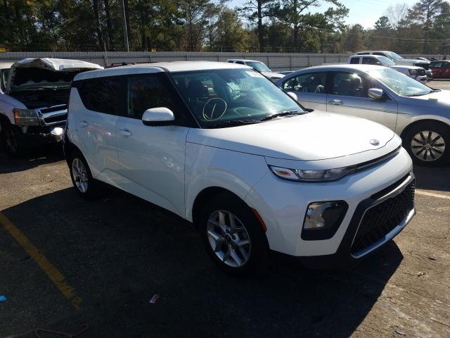 Salvage cars for sale from Copart Eight Mile, AL: 2020 KIA Soul LX