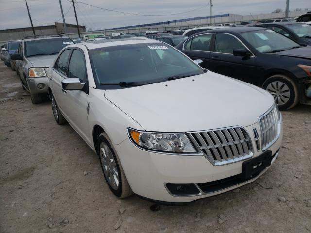 Salvage cars for sale from Copart Columbus, OH: 2011 Lincoln MKZ