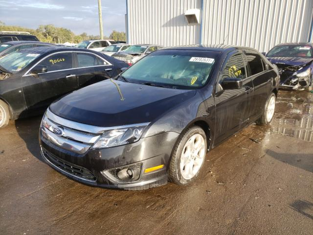 FORD FUSION 2011 1