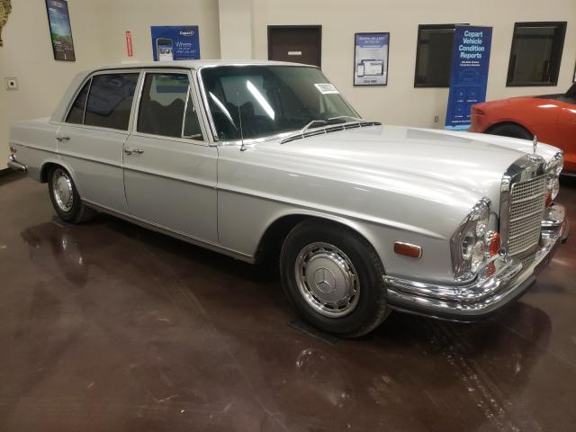 1973 Mercedes-Benz 280SEL for sale in Wilmer, TX
