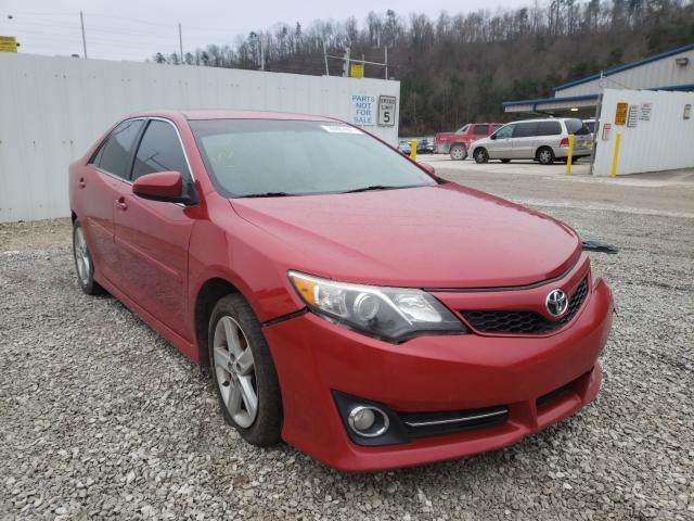 Salvage 2013 TOYOTA CAMRY - Small image. Lot 29887441