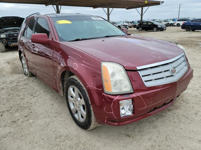 Salvage cars for sale from Copart Temple, TX: 2007 Cadillac SRX