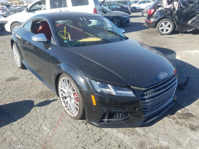 Salvage cars for sale from Copart Colton, CA: 2018 Audi TTS