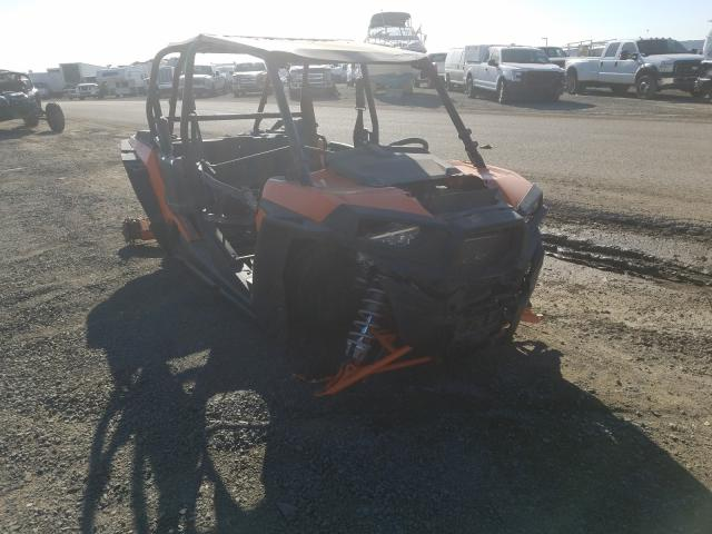 Salvage cars for sale from Copart San Diego, CA: 2016 Polaris RZR XP 4 T
