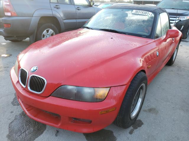 BMW Z3 1997 1