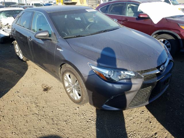 2017 Toyota Camry Hybr 2.5L, VIN: 4T1BD1FK2HU221336, аукцион: COPART, номер лота: 29805591