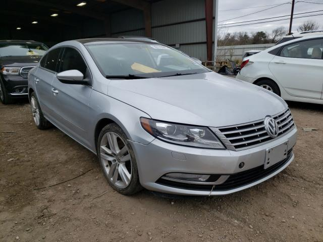 Salvage cars for sale from Copart Houston, TX: 2013 Volkswagen CC Luxury