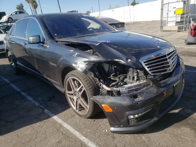 Mercedes-Benz salvage cars for sale: 2012 Mercedes-Benz S 63 AMG