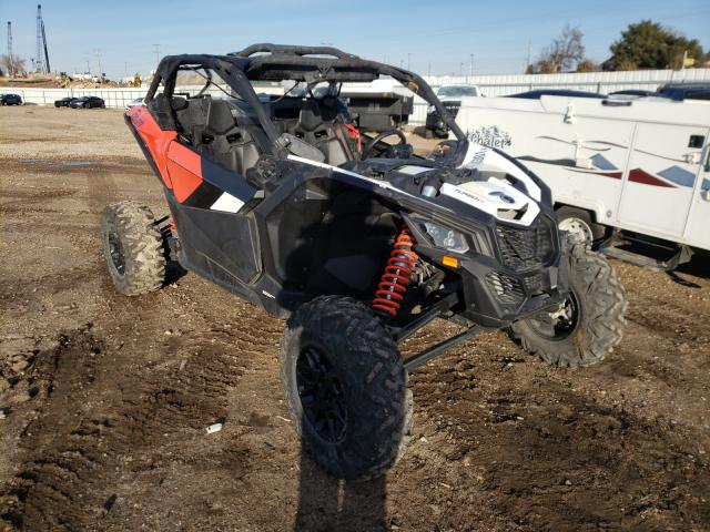 Salvage cars for sale from Copart Nampa, ID: 2020 Can-Am Maverick X