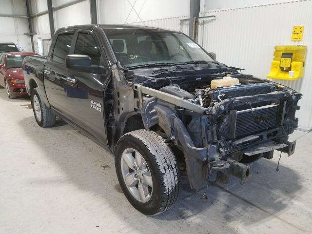Salvage cars for sale from Copart Greenwood, NE: 2015 Dodge RAM 1500 SLT