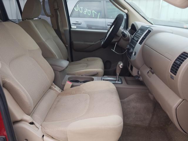 пригнать из сша 2011 Nissan Frontier S 4.0L 1N6AD0ER8BC412763