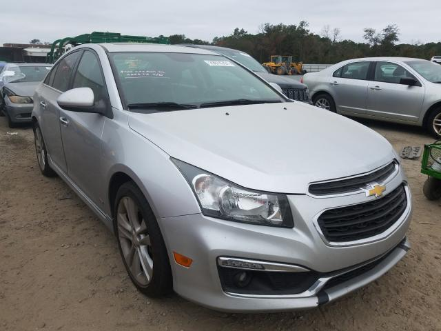 Salvage 2015 CHEVROLET CRUZE - Small image. Lot 29974761