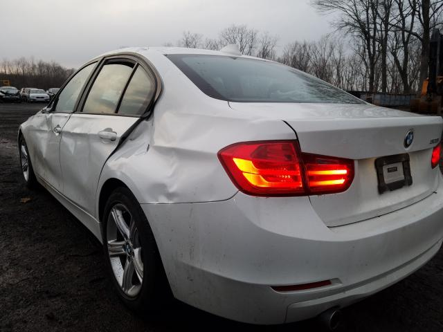 2014 BMW 320 I - Odometer View