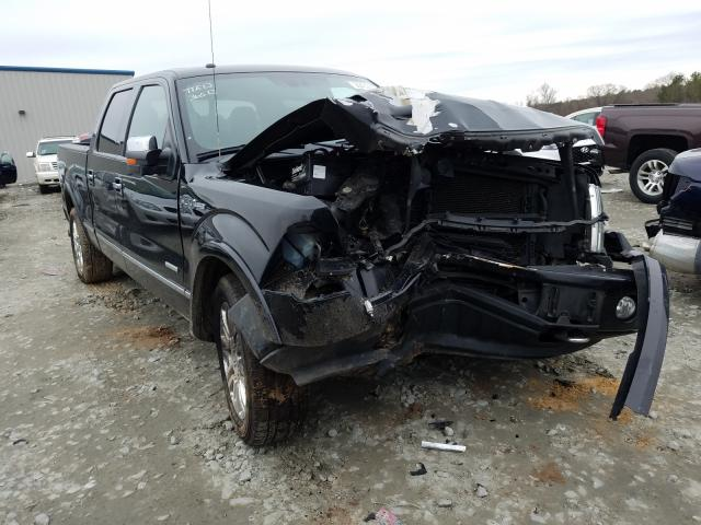 Salvage cars for sale from Copart Byron, GA: 2013 Ford F150 Super