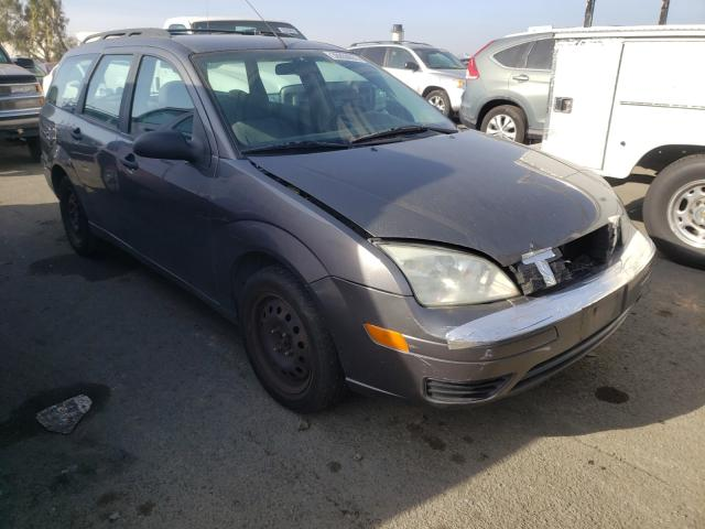 Ford Focus salvage cars for sale: 2007 Ford Focus