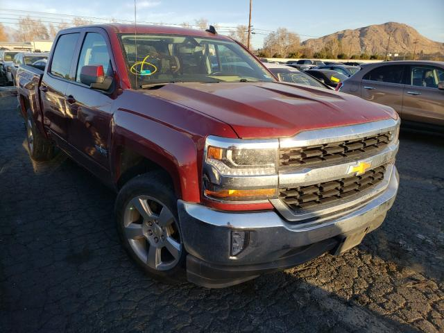 Salvage cars for sale from Copart Colton, CA: 2018 Chevrolet Silverado
