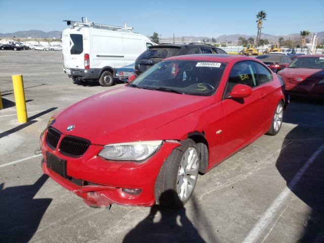 2011 BMW 3 series | Vin: WBAKE3C57BE558059