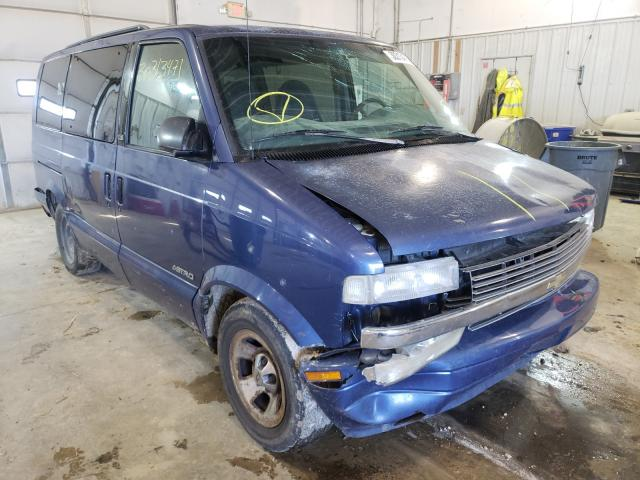 Chevrolet Astro salvage cars for sale: 1997 Chevrolet Astro