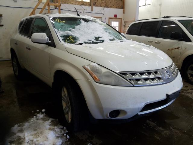 2007 NISSAN MURANO - Other View