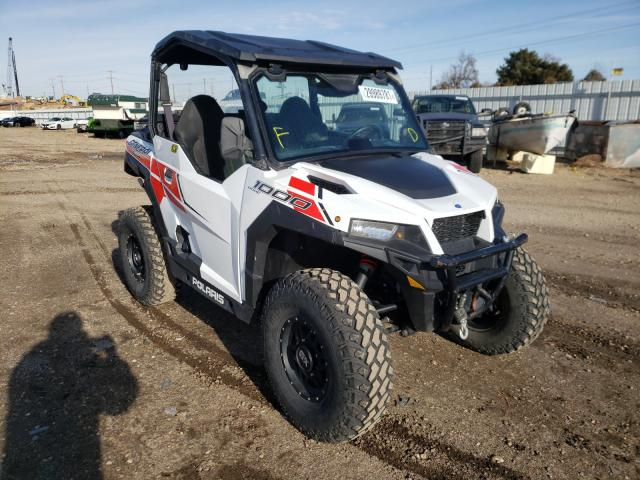 Salvage cars for sale from Copart Nampa, ID: 2017 Polaris General 10