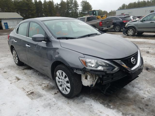 2019 Nissan Sentra S for sale in Lyman, ME