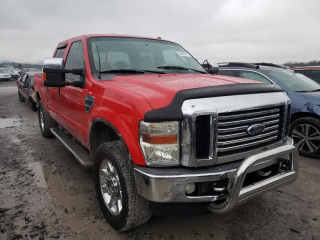 Salvage cars for sale from Copart Madisonville, TN: 2009 Ford F250 Super