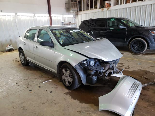 Salvage cars for sale from Copart Longview, TX: 2009 Chevrolet Cobalt LS