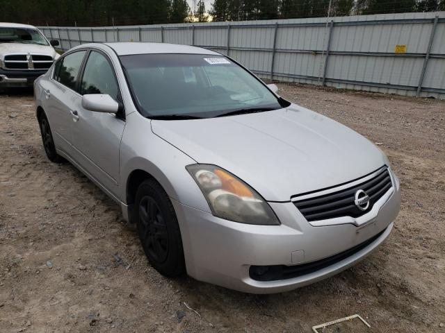 Salvage cars for sale from Copart Charles City, VA: 2007 Nissan Altima 2.5