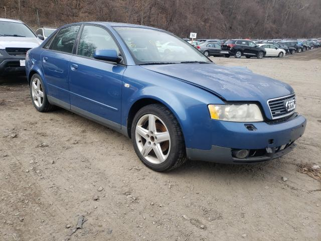 Salvage 2003 AUDI A4 - Small image. Lot 29721571